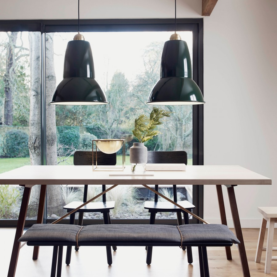 Belysning-Anglepoise Original 1227 Giant Brass